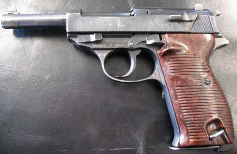 -  - WALTHER P38